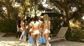 Boxer Orgy - Cheerleader