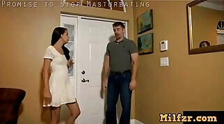 Alina kristar in forced to fuck my stepdad