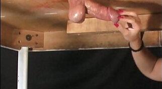 realtickling hand job miss experienced