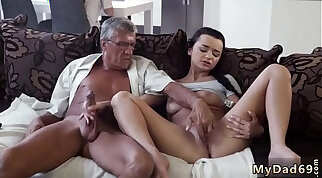 Big daddy anal and father friends daughter organized sex