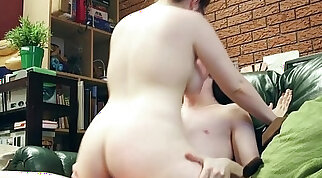 Two amateur babes eat out hairy celeb