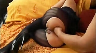 He likes it big ass babe