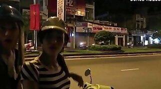 boso harasta Thai girl fucked at night