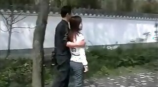 Chinese Couple Cuckold