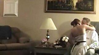 Black Amateur Wife Cheating Hard On Hidden Camera