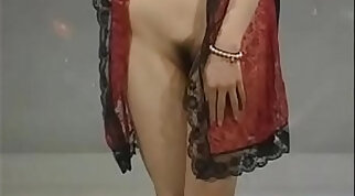 blondies with satin lingerie is getting cumshot in her cunt