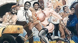 Lassia Steffanie requested for real bondage cartoon sex