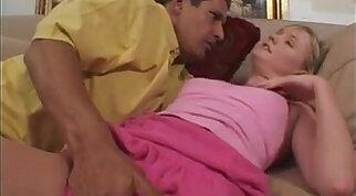 Babysitter fucked by her boss