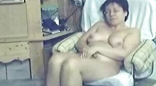 Clara Masturbating on Hidden Camera