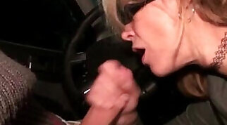 BBW mature mother law watchesick playing with cock