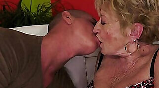 Charlotte Shae and Grandma Cherie