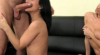 Casting of a slut that is older